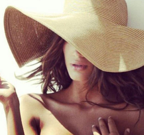 Brisbane Straw Hat. STYLE TIP - Pair with your favourite jeans and flats.