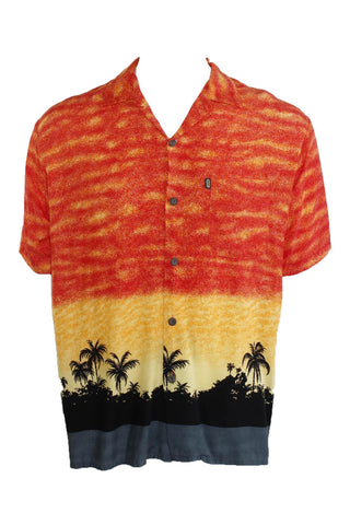 Vintage Hawaiian Sunset Shirt