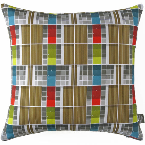 Willow Road Doors Cushion Cover