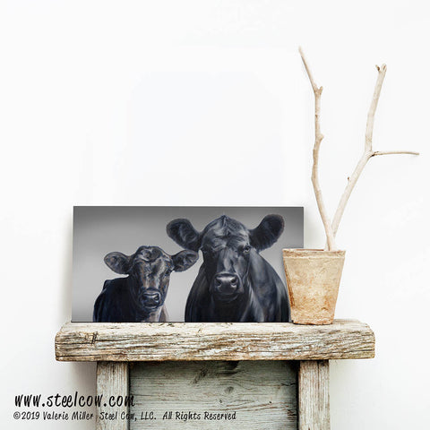"""Momma's Girl"" Canvas Prints (3 sizes)"