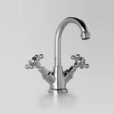Classic Basin Twinner 110mm swivel spout