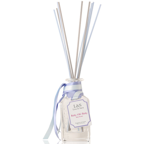 """Baby Powder"" - Baby oh Baby Reed Diffuser"
