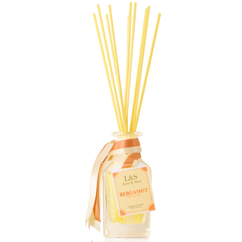"""The Citrus Farm"" - Bergamot Reed Diffuser"