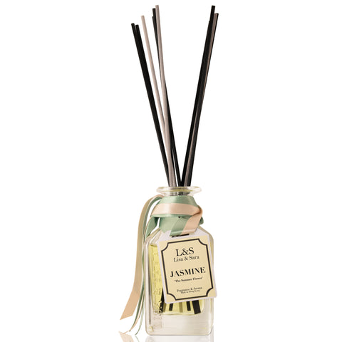 """The Summer Flower"" - Jasmine Reed Diffuser"
