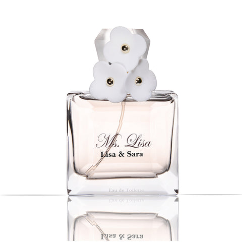Four Petals Floret Eau de Toilette by Ms. Lisa