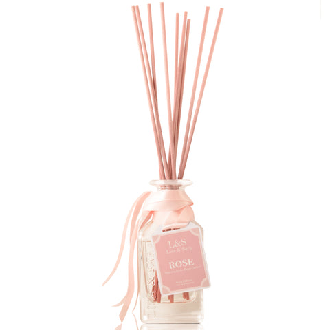 """Dancing in the Royal Garden"" - Rose Reed Diffuser"