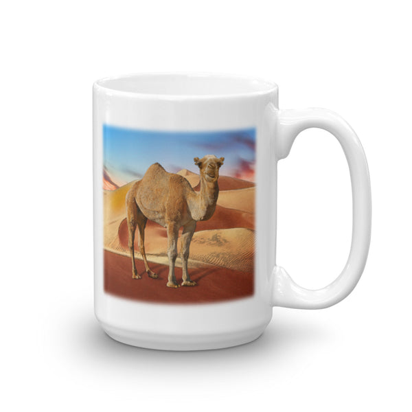 CAMEL 15-Ounce Mug by Mouthman®