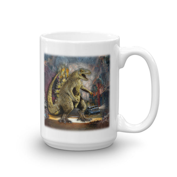 MONSTASAURUS 15-Ounce Mug by Mouthman®