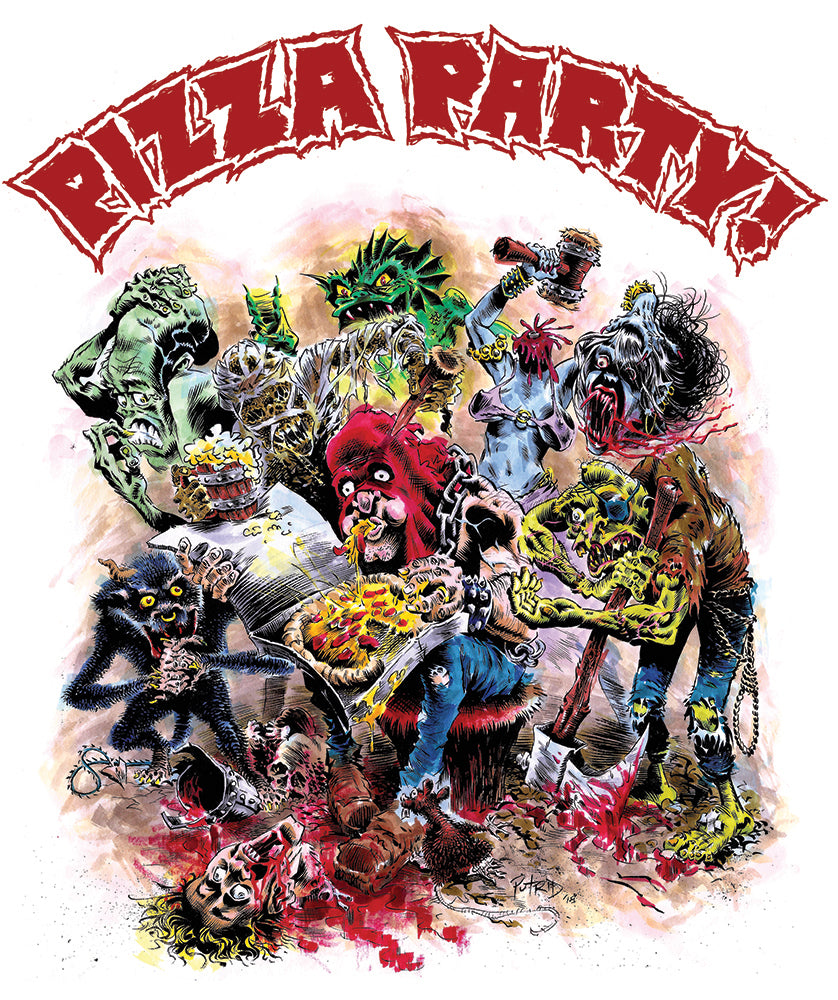Putrid Pizza Party