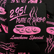 Plate of Shrimp Koozies