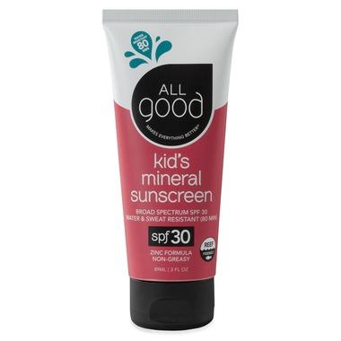 All Good SPF 30 Kids Lotion | Your Good Health