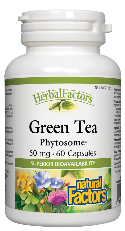 Natural Factors Green Tea | Your Good Health