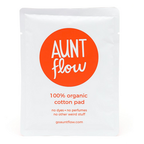 Aunt Flow | Organic Goodness Sample Pack (3 piece) - NEW!!