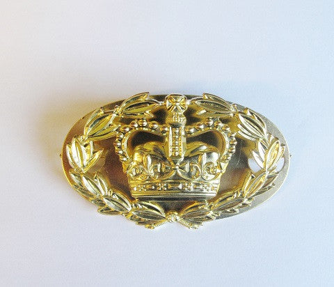 R51 - WO2 Brass Rank Badge (RQMS)