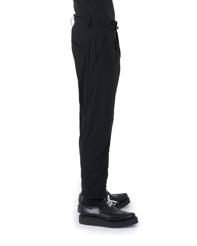 Sutton Trouser - Black