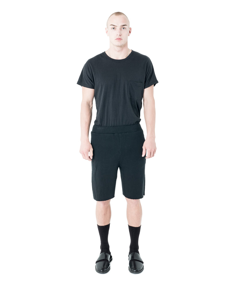 Cap Short - Black