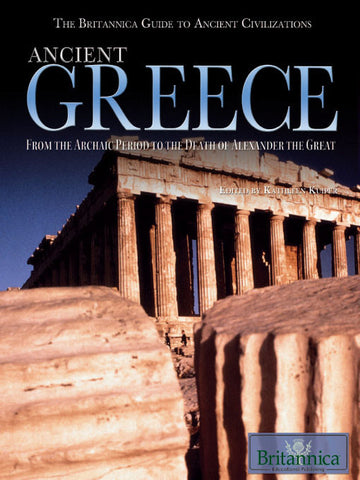 Ancient Greece: From the Archaic Period to the Death of Alexander the Great