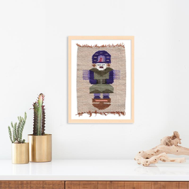 Purple Kachina