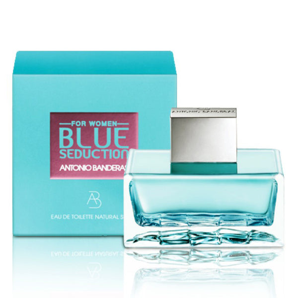 Blue Seduction by Antonio Banderas 80ml EDT