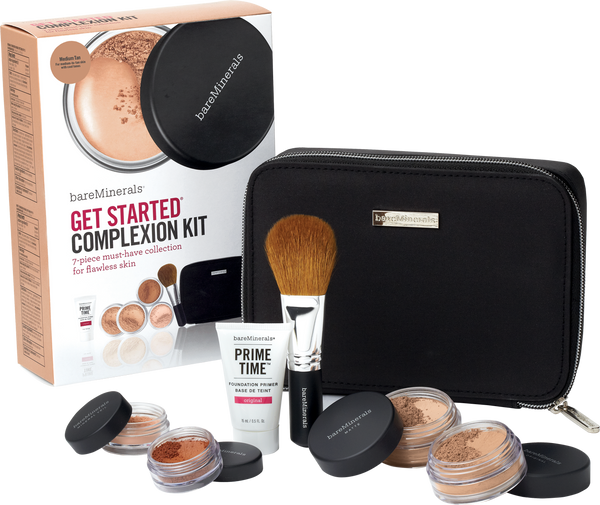Bare Minerals Get Started Complexion Kit - Light