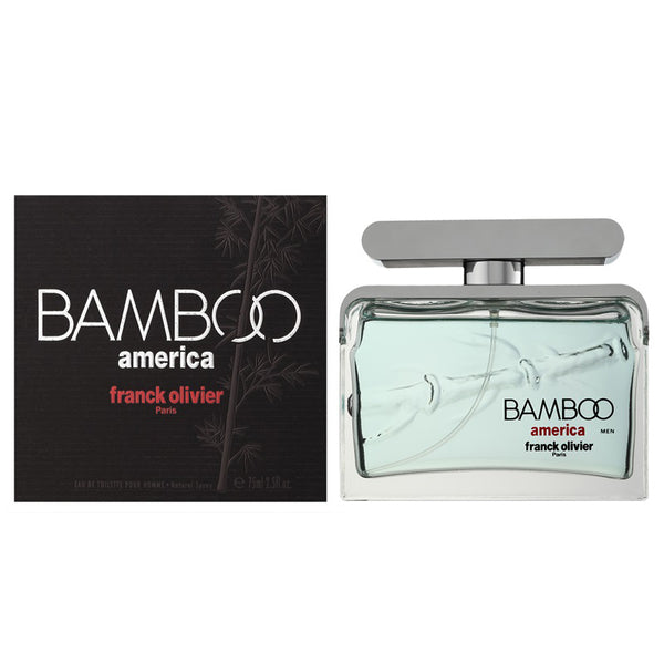 Bamboo America by Franck Olivier 75ml EDT