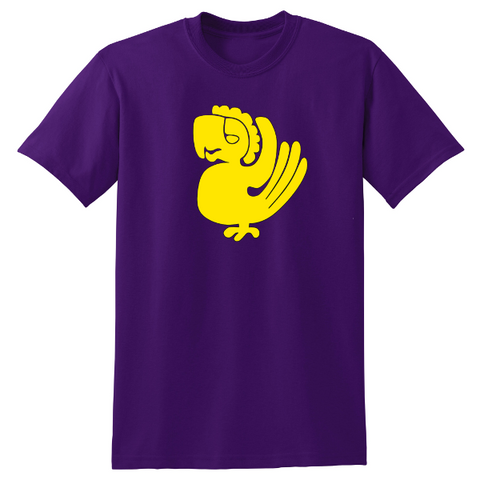 Purple Parrots Legends of the Hidden Temple Shirt