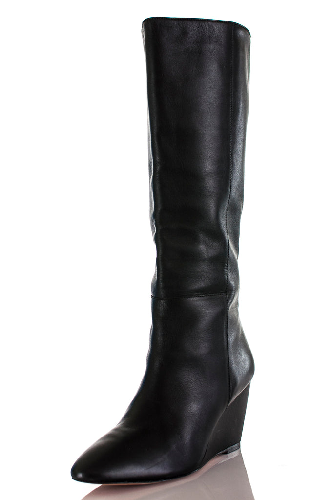 Loeffler Randall Sophie wedge knee high boots Size 9 [50% OFF] - OWN THE COUTURE