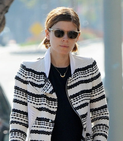 Kate Mara - Horn Meridian Necklace