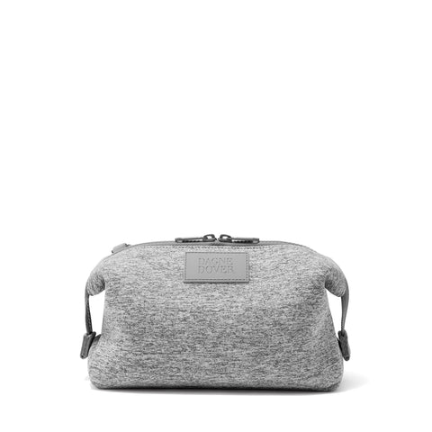 Hunter Toiletry Bag - Heather Grey - Large