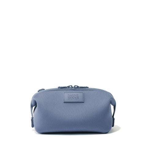 Hunter Toiletry Bag - Ash Blue - Small