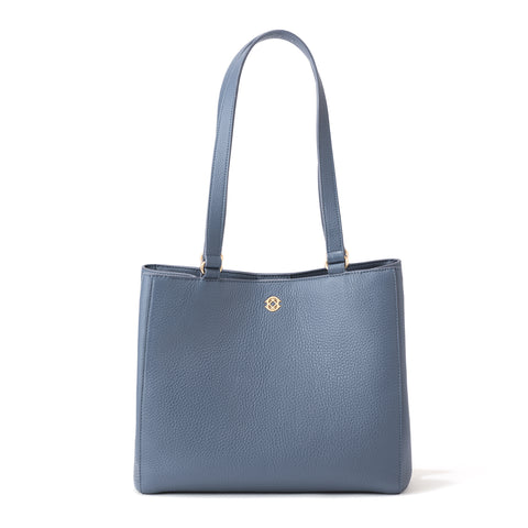 Allyn Tote - Ash Blue - Small