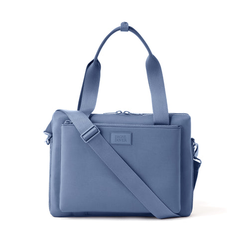 Ryan Laptop Bag - Ash Blue - Large