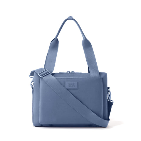 Ryan Laptop Bag - Ash Blue - Medium