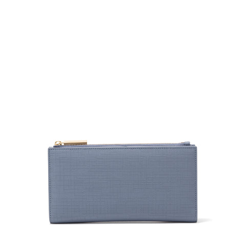 Slim Wallet - Ash Blue