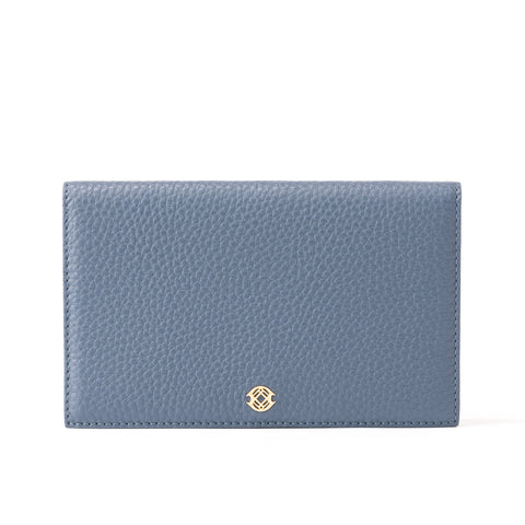 Accordion Travel Wallet - Ash Blue