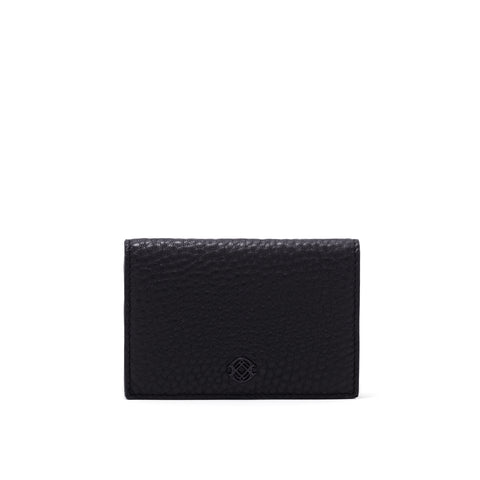 Accordion Card Case - Onyx