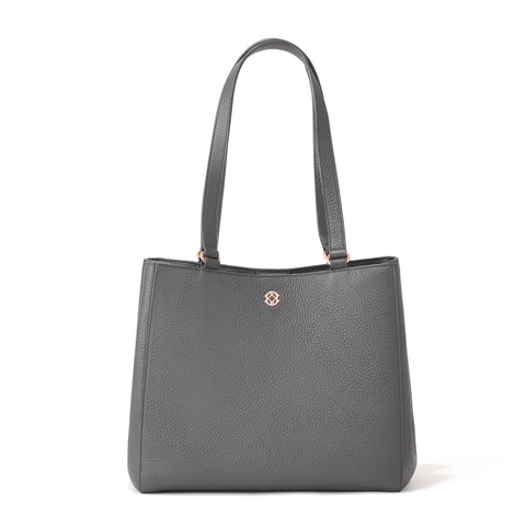 Allyn Tote - Graphite - Small