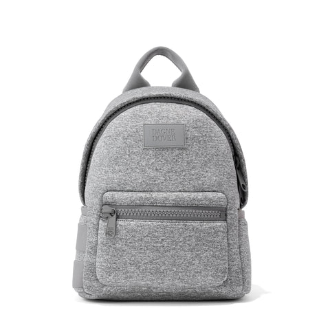 Dakota Backpack - Heather Grey - Small