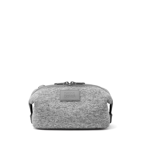 Hunter Toiletry Bag - Heather Grey - Small