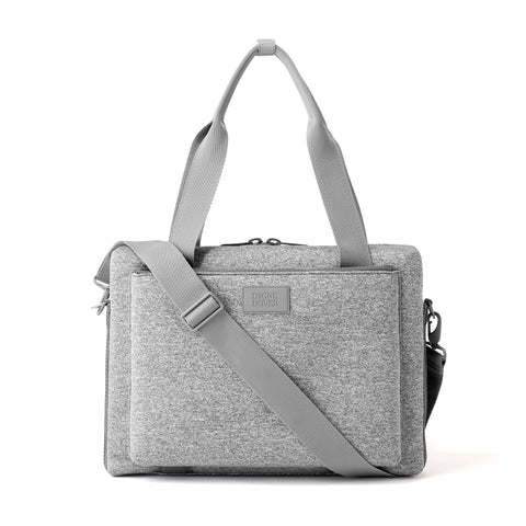 Ryan Laptop Bag - Heather Grey - Large