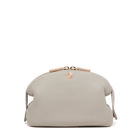 Lola Pouch - Bone - Small