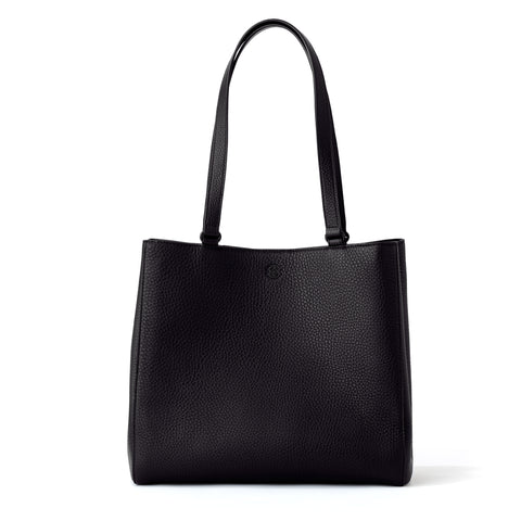 Allyn Tote - Onyx - Medium