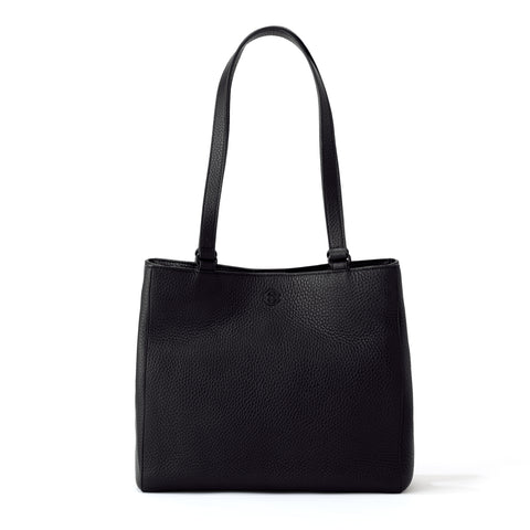 Allyn Tote - Onyx - Small