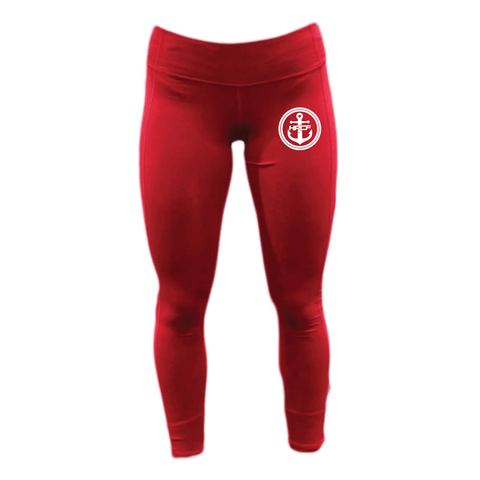 HPCF Ladies Full Length Tights-Boxstar Apparel