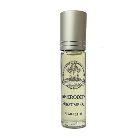 Aphrodite Roll On Perfume Oil for Love, Beauty & Feminine Power