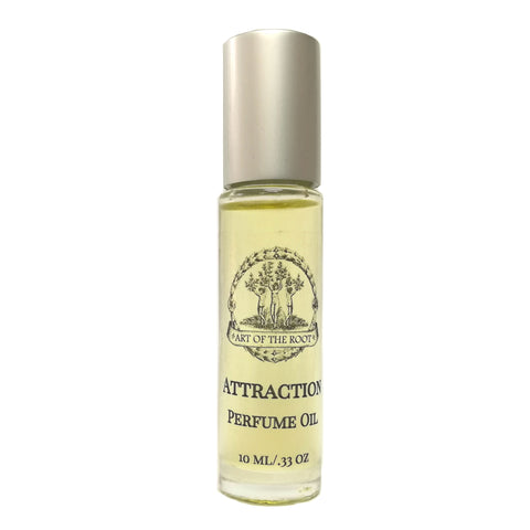 Attraction Roll-On Perfume Oil for Love, Money, Prosperity, Manifestation, Success & Abundance