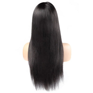 360 Straight Human Hair Wigs 150% Destiny Lace Front Wig