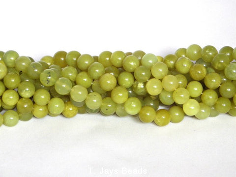 Oliven Rounds Beads - 10mm