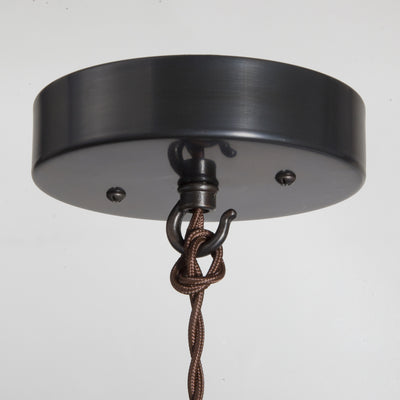 Switch Socket Pendant - Dome Shade