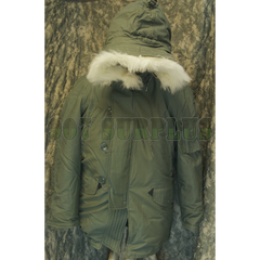 Extreme Cold Weather Parka w/ Hood
